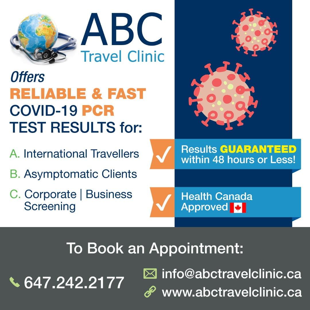 COV COVID-19-Testing clinic